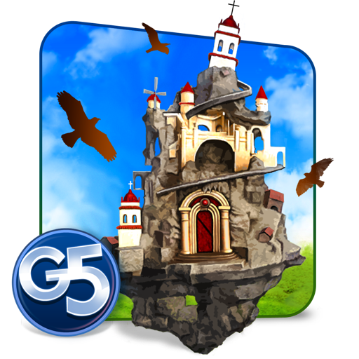跨越世界:天空之城(完整版) CrossWorlds: the Flying City (Full) For Mac