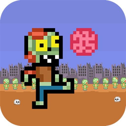 Super Zombie Juggling - Brain Ball iOS App