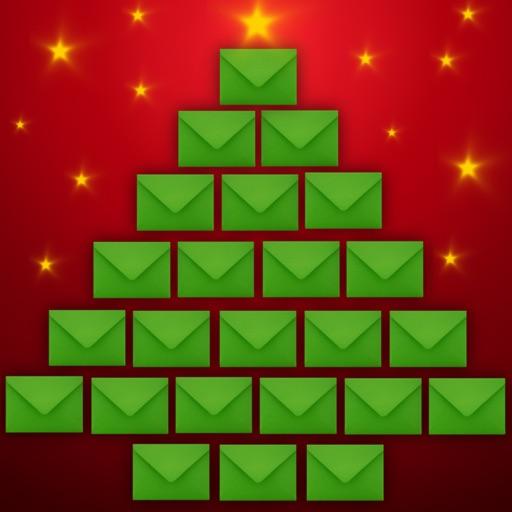 The Christmas Card Advent Calendar iOS App