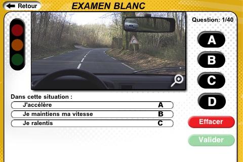 Réussir le Code de la Route CLASSIC screenshot 1