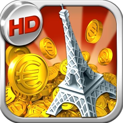 推币机环游世界:Coin Dozer – World Tour HD【娱乐街机】