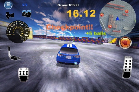 Gymkhana Hero Free screenshot 3