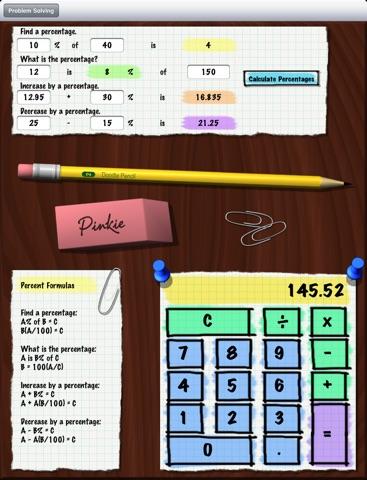 Doodle Calc Screenshot