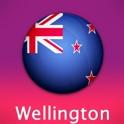 Wellington Travel Map icon
