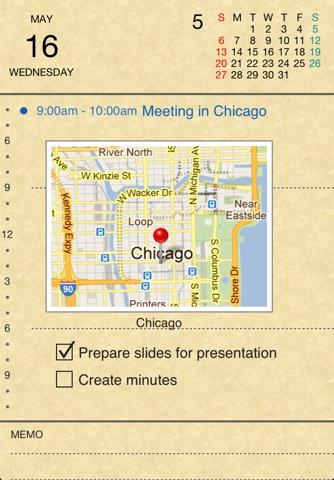 Organizer Lite screenshot 1