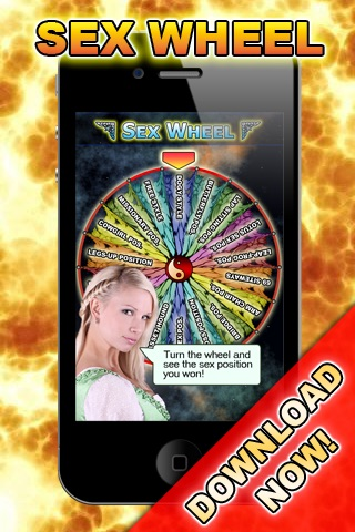 Screenshots of Sex Wheel for iPhone