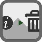 TrashExif - Metadata of photo remover with presetting icon