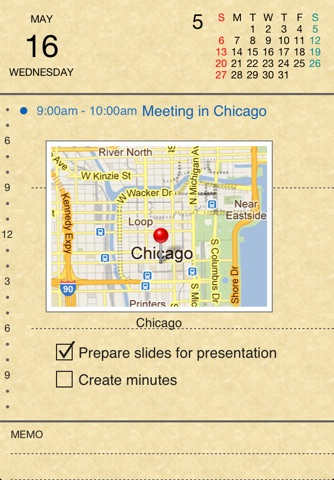 Organizer Lite screenshot 1