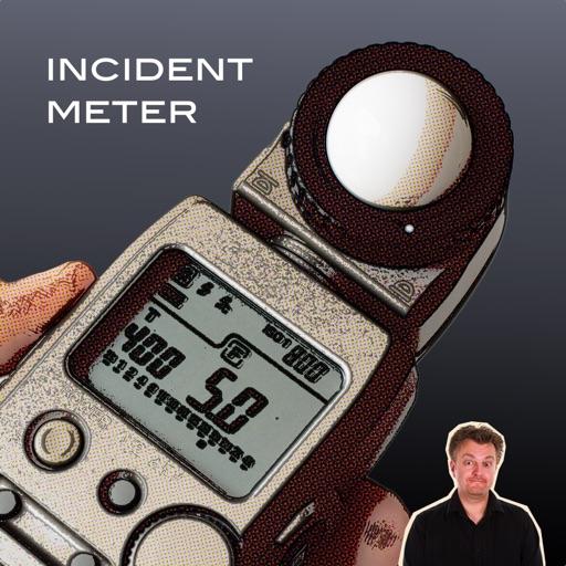 测光仪:Incident Light Meter
