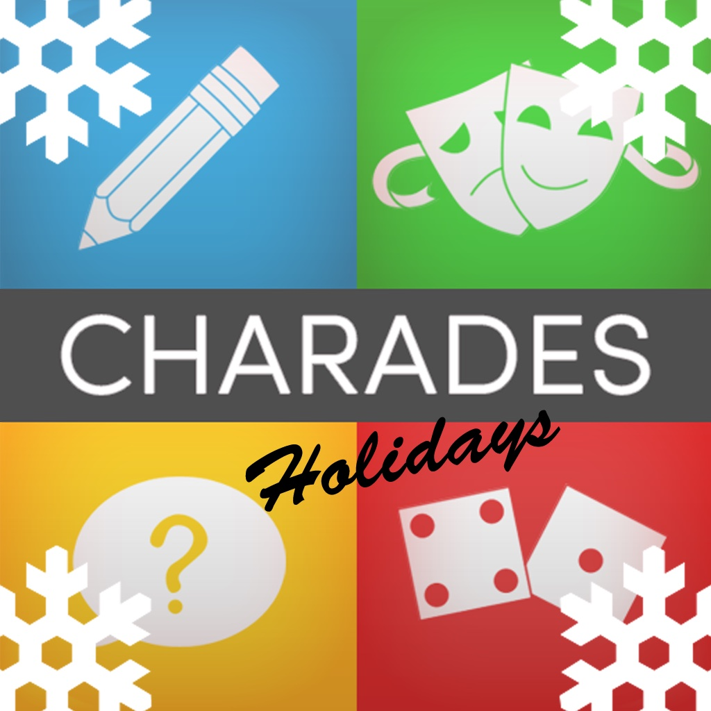 Ultimate Charades With Friends Holidays Edition