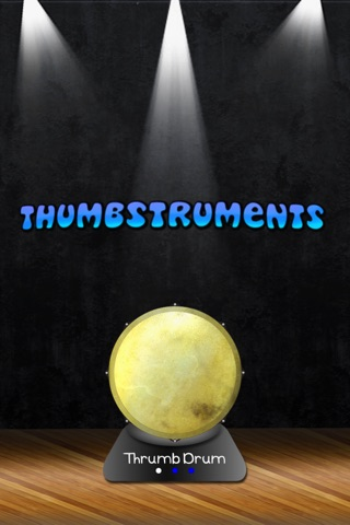 Thumbstruments ~ Musical Instruments for iPod and iPhone screenshot 2