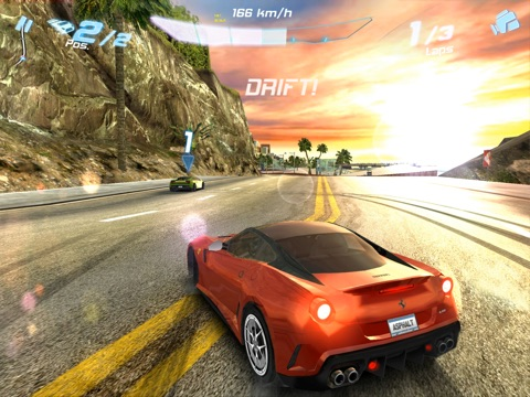 Asphalt 6: Adrenaline HD Screenshot