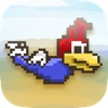 A Woody Floopy Bird: Adventure Tappy FREE!