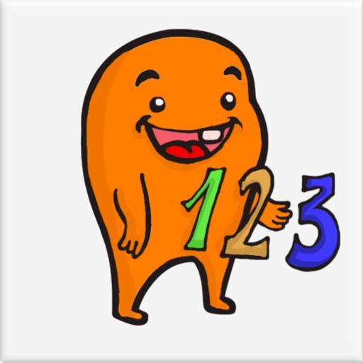 Smarty Counts 1 2 3 iOS App
