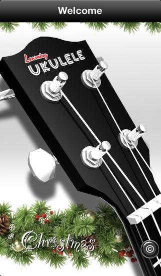 Ukulele Learning Christmas Playalongs Screenshot