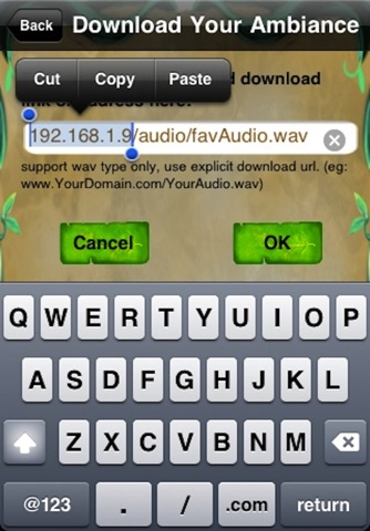 aRelax Sound HD Silver screenshot 2