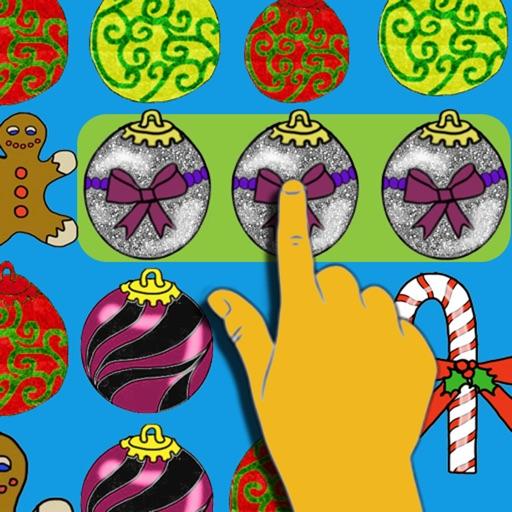 Christmas Match 3 Puzzles - Decorate the Kids Tree Adventure iOS App