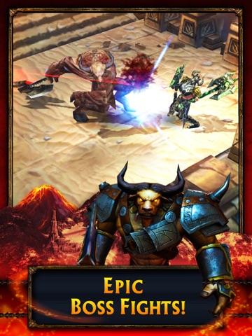 Screenshots of Eternity Warriors 2 for iPad