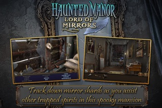 Haunted Manor ~ Lord of Mirrors-0