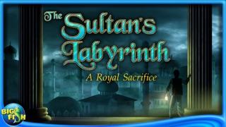 The Sultan's Labyrinth: A Royal Sacrifice-0
