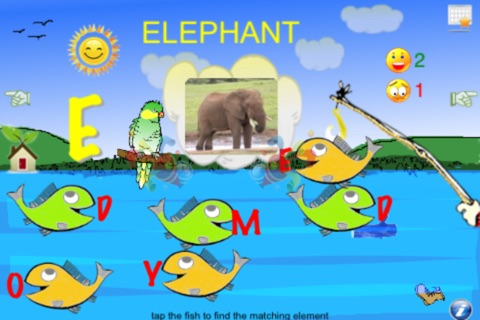 Fishing Toddler Lite (4 learning games in 1) screenshot 4
