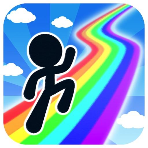 虹をのぼれ!