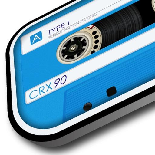 DeliTape - Deluxe Cassette Player with Internet radio iOS App