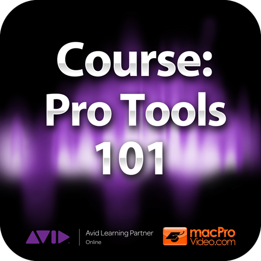 Course For Pro Tools 101 - Core Pro Tools 9