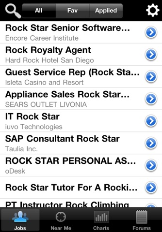JobMo screenshot 2