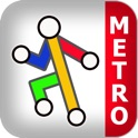 Madrid Metro by Zuti