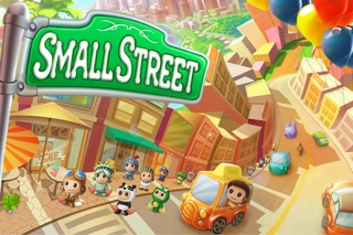 Screenshots of Small Street for iPhone