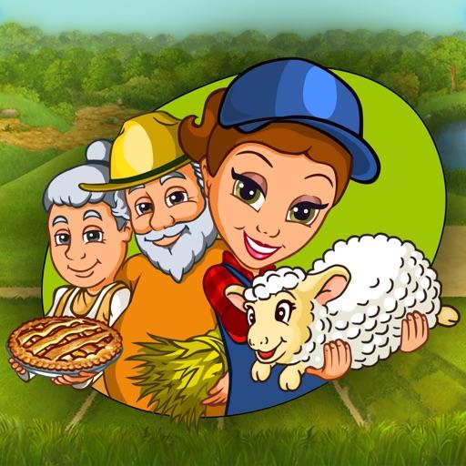 疯狂农场HD:Farm Mania HD