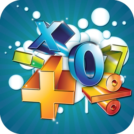 Simple Math for Kids HD Lite iOS App