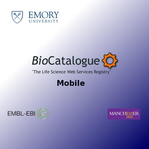 BioCatalogue Mobile