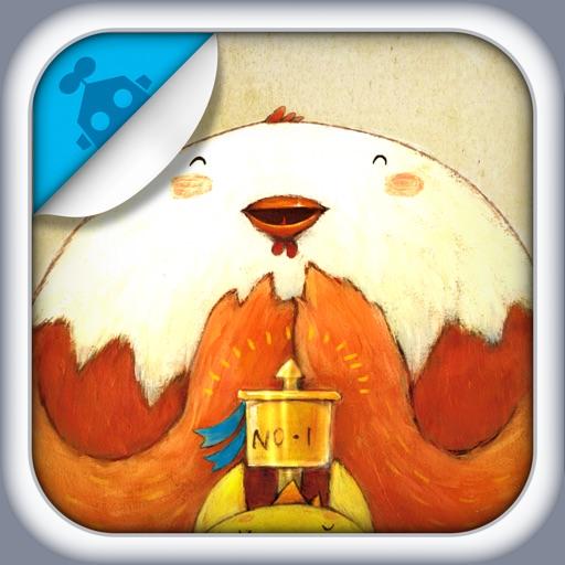 Tinman Arts-小鸡快跑-我爱你妈妈【双语早教】