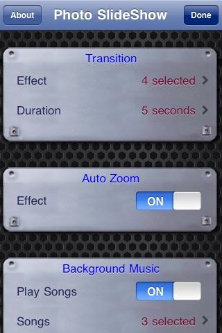 Photo SlideShow for F... screenshot1