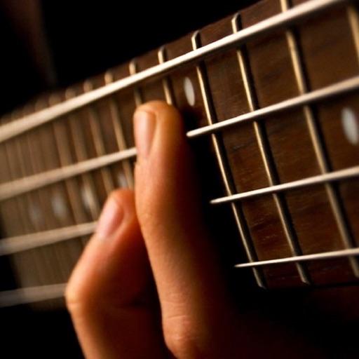 Guitar Air-Tapping iOS App