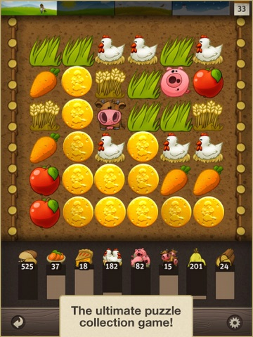 Screenshots of Puzzle Craft for iPad