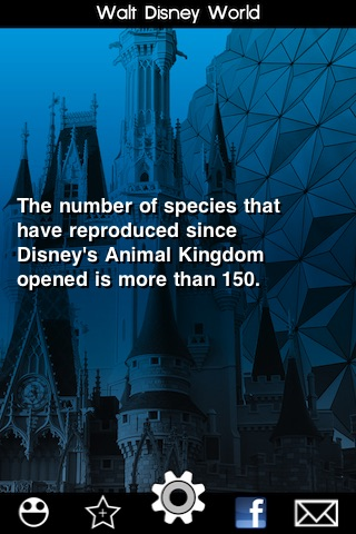 Disney Facts review screenshots