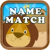 Noah's Ark Animal Name Matching Game - Fun and Interactive in HD