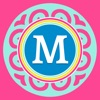 Monogram Maker (Custom DIY Designer Wallpaper Background Font Editor)