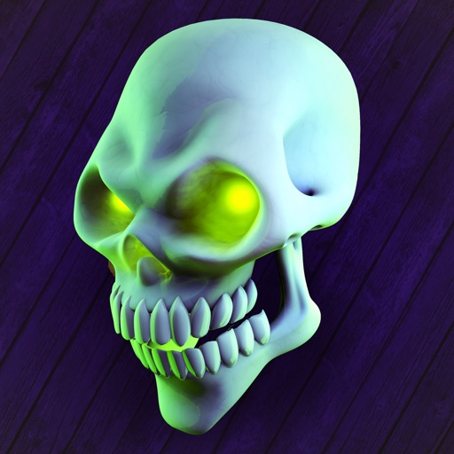 HostAGhost! Real-time 3D special effects on photo