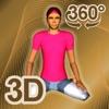 ヨガ・フィットネスは (Yoga Fitness 3D)