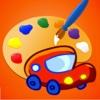 Drawing Vehicle Fun