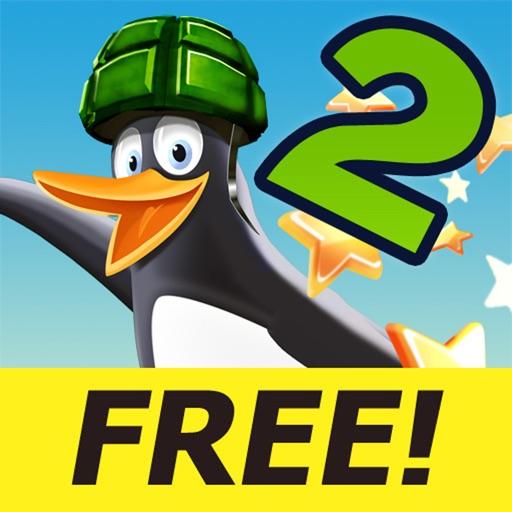 Crazy Penguin Catapult 2 FREE iOS App