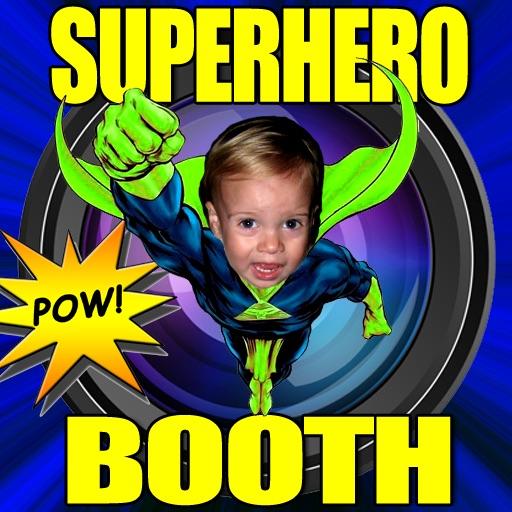 Superhero Booth iOS App