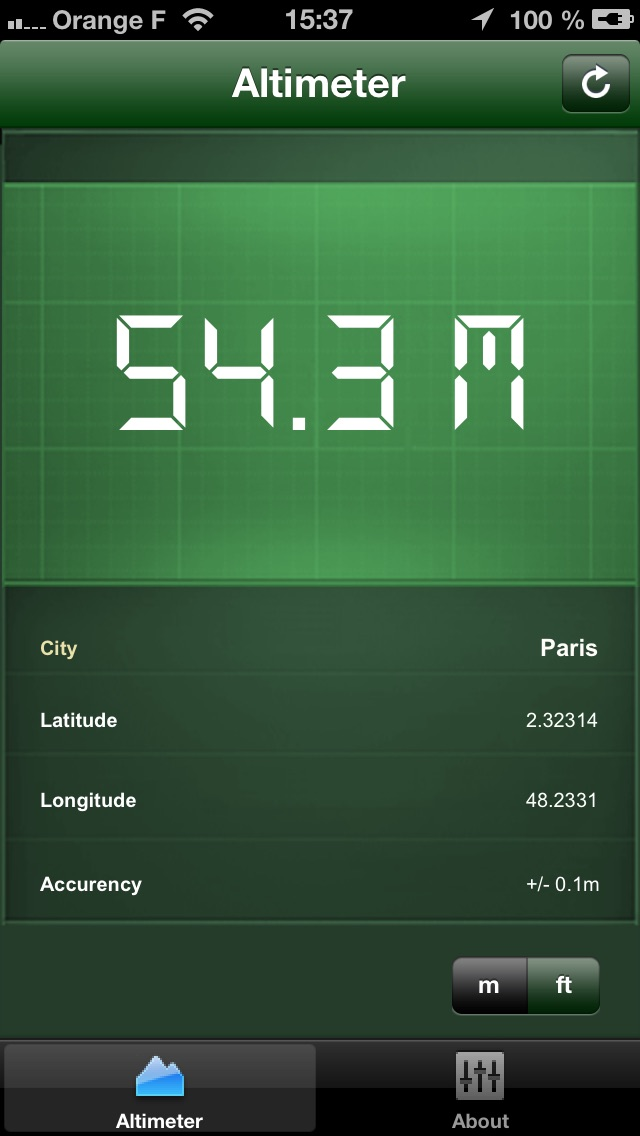 download Altimeter : Accurate GPS - HD apps 1