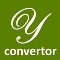 yConvertor light icon
