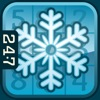 Winter Sudoku Spil gratis for iPhone / iPad