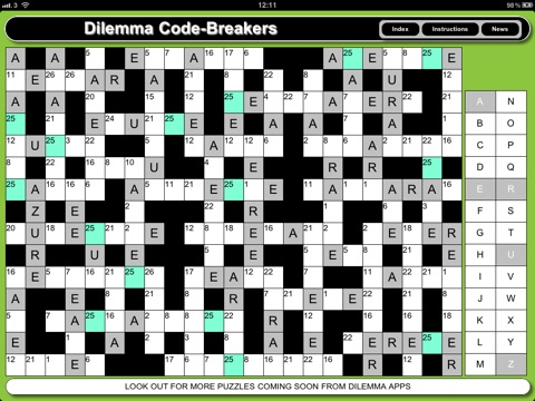 Code-Breakers screenshot 1
